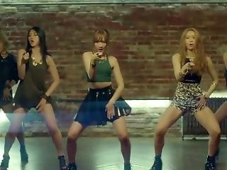 Mv/k-pop X Attention