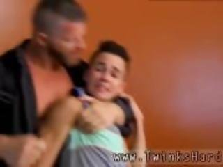 White boys gay sex small first time The