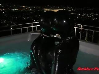 Rubber Doll Jacuzzi