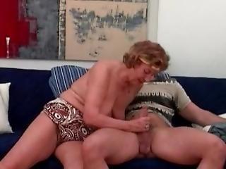 German Granny Martha 8.