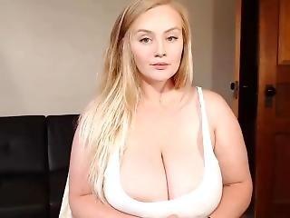 amatoriale, bambola, prosperosa, adolescente prosperosa, carica, masturbazione, da sola, Adolescente, webcam