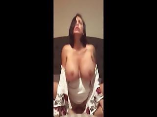 Delicious Milf With Big Boobs Rides Stranger S Cock