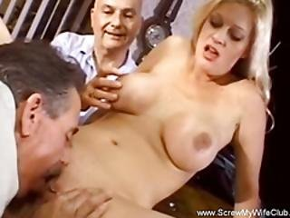 Blowing Two Cock At The Same Time Together Deeply