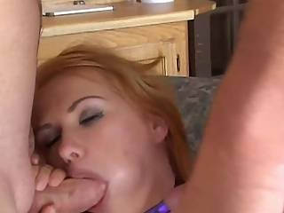 Dp For Double Pleasure For Blonde Nymph