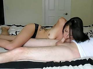 Layla And Ron Fucking On Camera