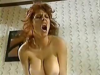 Vintage Big Tits Redhead Bunny Bleu
