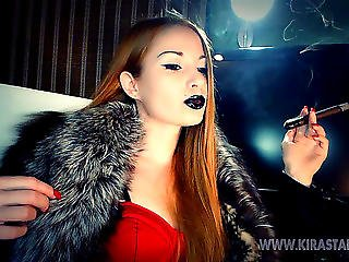 Darksome Lips Cigar Pornovideo's In Hd