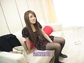 Cute Asian Awesome Ballbusting From Rgy-070