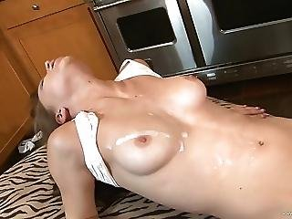 Exactly Fucking In The Kitchen
