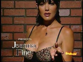Jeanna Fine Gangbang Bukkake