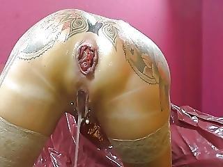 Angelalpha Anal Butt Plug Squirt