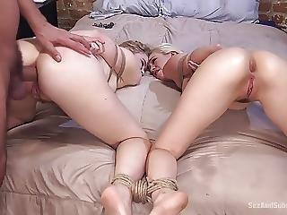 Anale, Bsdm, Bionda, Bondage, Sesso A Tre