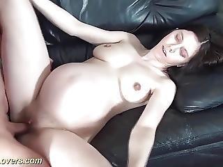 Extreme Pregnant Teen Fucked