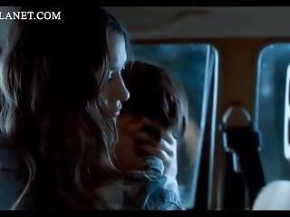 Kat Dennings Shord Juicy Sex On A Backseat Of A Car Scene