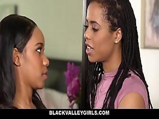 Blackvalleygirls- Hot Ebony Bffs Scissor And Fuck
