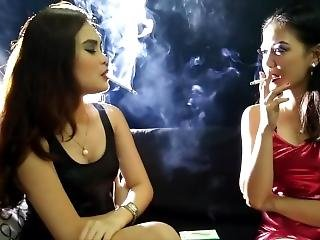Teach How To Smoke, Beautiful Nose Exhales