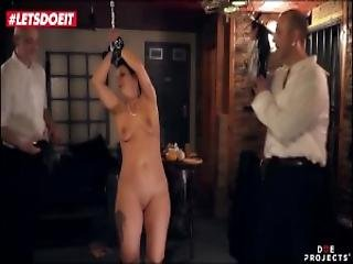Letsdoeit German Milf Used And Abused Hardcore At Bdsm Session