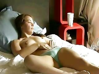 Amateur, Brunette, Hiddencam, Masturbation