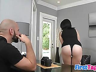 Riley Carson In Her First Sex Tape