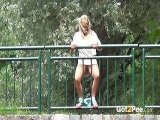 Got2pee   Standing Pee Compilation 001