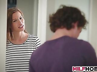 Luring Milf Bangs Teens
