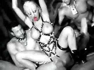 Hot punk group sex, weird women fucking