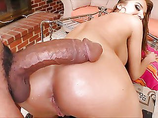 Nika Noir Gets Her Pussy Stretched By Big Black Dick