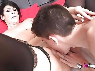 Spanish Squirting Mature Licks Jordi S Big Cock