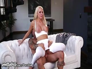 Prettydirty Daddy Rips Open Step Daughters Pants