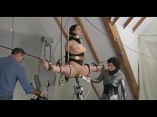 stor pupp, bondage, extrem, hardcore, grovt, sex