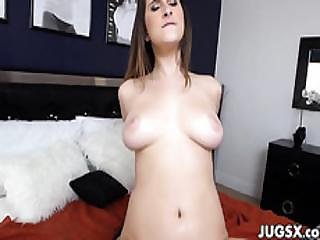 Lovely Big Tits Ashley Adams Gets Rammed