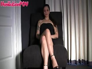 Femdom Therapy - You Are Gay