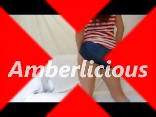Amberlicious Stripdance