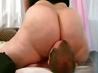 Pawg Wife Facesitting