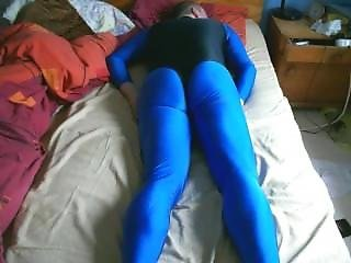Humping In Spandex