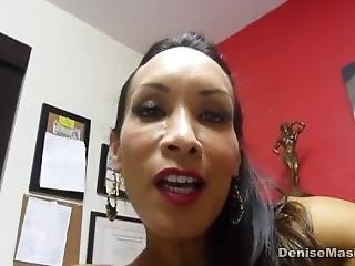Denise Masino Bicep Cam Tease