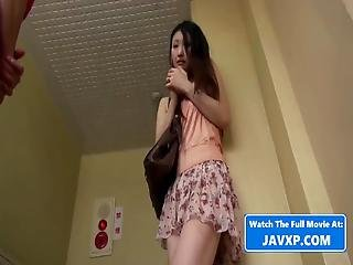 Fucking This Crazy Hot Asian Teen