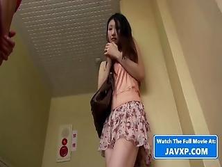Fucking This Crazy Hot Asian Teen