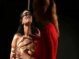 The Slave Has No Say As To What Is About To Happen To Her