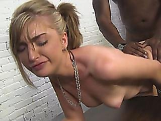 Massive Black Cock For Horny Milf And Slutty Teen