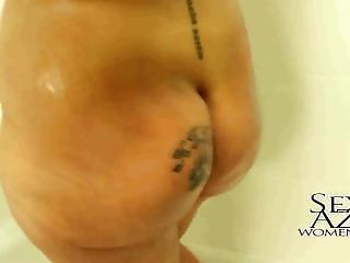 Nat Foxx Takes A Shower (previous)