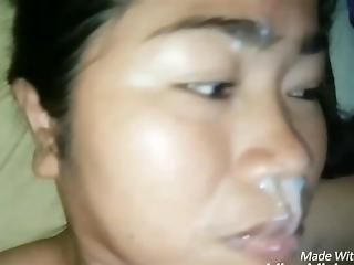 Cum Shot Khmer Hairy Monster Cock