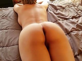 Young Hot Pawg Sucks Dick & Fucks Doggystyle, Ass Cumshot