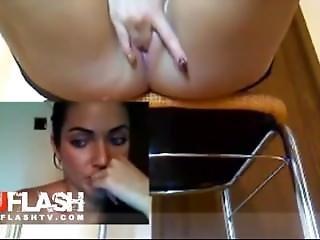 Girl Caught Masturbating In A Classroom