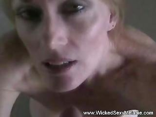 Mom Wants Her Mans Cock Now. Jennine From Onmilf.com