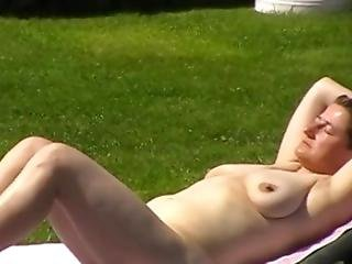 Spy In Spa (19) Naked Girls Outside