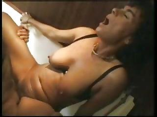 Black Stockings Redhead Loves To Please