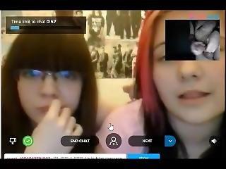 Reacciones De Nenas Al Ver Mi Polla En La Web Cam 3 .corrida Al Fina