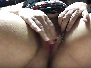 Playin With My Clit Feels So Good