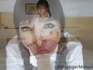 Jap Schoolgirl Wants A Baby - Joi - Littlesubgirl